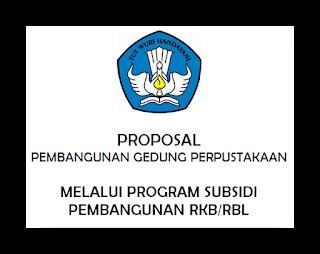 Contoh Proposal Pengajuan Gedung Perpustakaan Sekolah