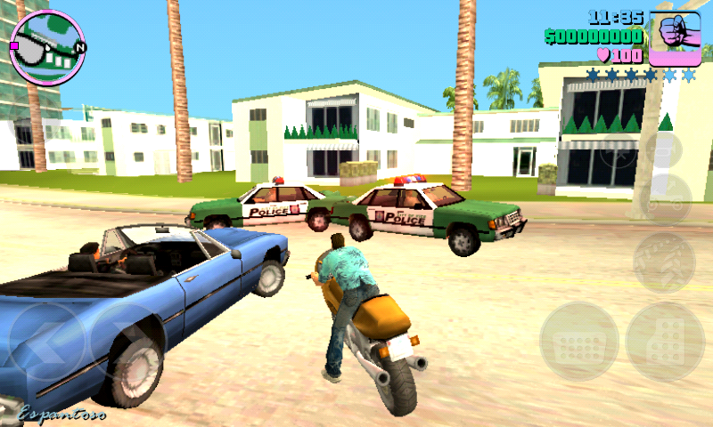 gta vice city game  for mobile free