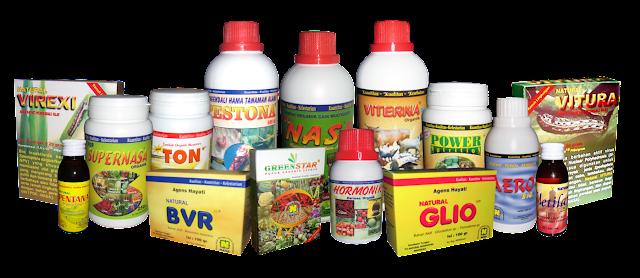 produk nasa agro komplek terlengkap