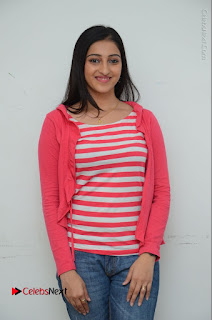 Telugu Actress Mouryani Latest Pos in Blue Denim Jeans  0080.JPG