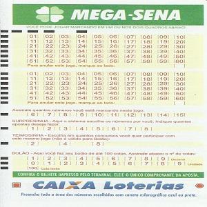 Dicas e palpites Mega sena 2042 prêmio R$ 3 milhões