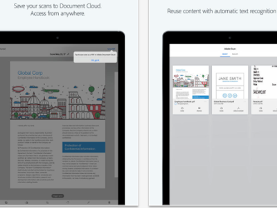 An Excellent Free Document Scanner App for Teachers and Students