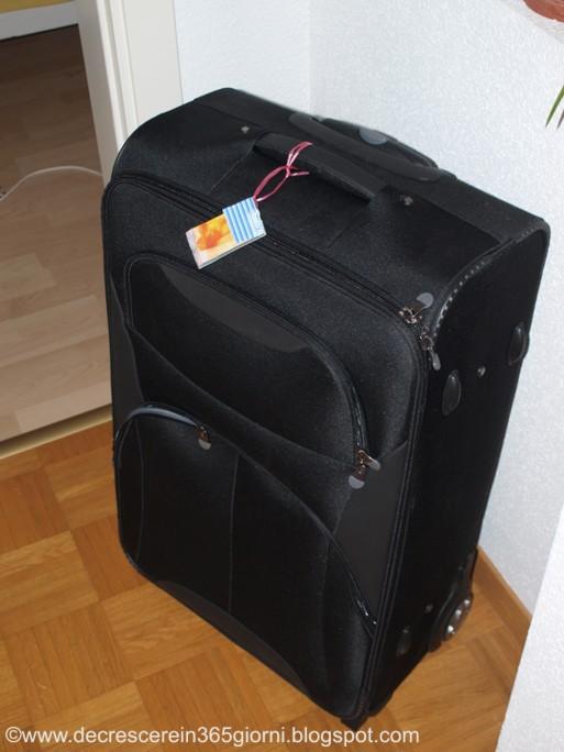 Favorito DeCrescere in 365 giorni: Etichette per bagagli fai da te XJ93