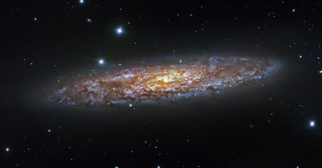 NGC 253 Galaxy