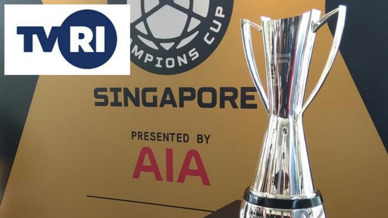TVRI Akan Siarkan International Champions Cup 2019 (ICC)