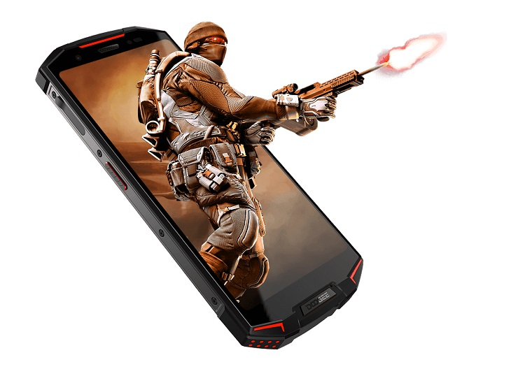DOOGEE Intros S70 Rugged Gaming Smartphone
