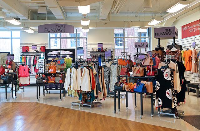 Lojas de departamento em Boston