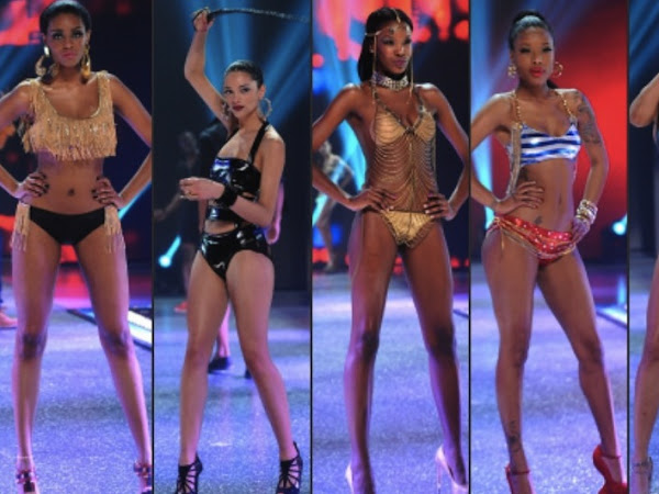 VIDEO: Selita Ebanks Debuts Swimwear Line On BET's 'Rip The Runway'