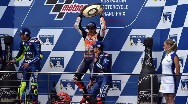 5 Interesting Facts After Marquez MotoGP Australia Champion