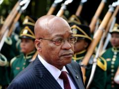 Zuma has weathered a series of major scandals since coming to power in 2009, but rapidly declining support for the ANC has threatened his presidency