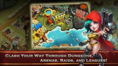 Download Game Clash of Lords 2 Versi Terbaru