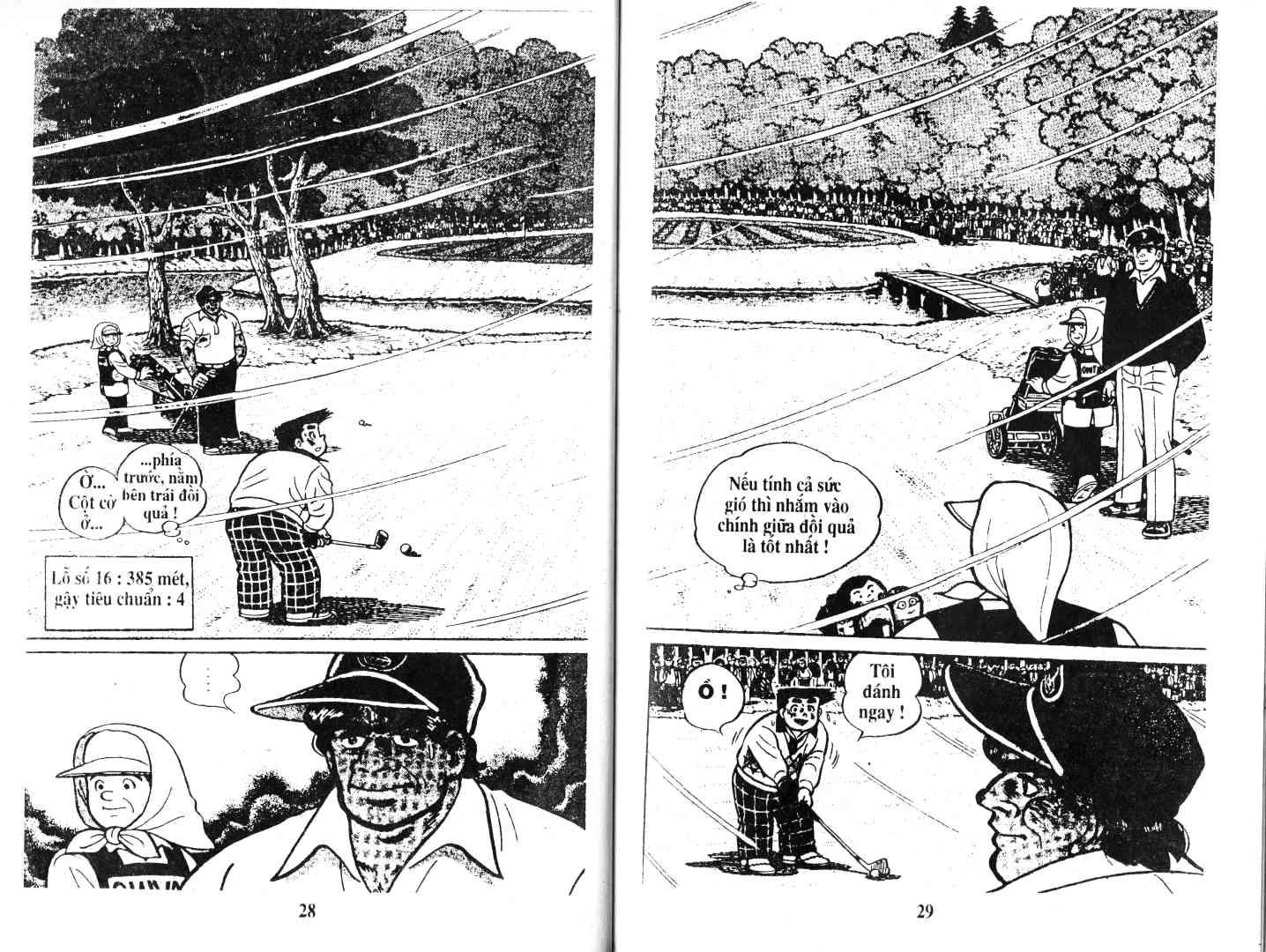 Ashita Tenki ni Naare chapter 47 trang 14