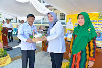 Lomba Cipta Menu B2SA tingkat Kabupaten Bima Tahun 2018 Digelar