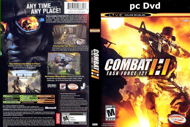 تحميل لعبة Combat 2 Task Force برابط مباشر