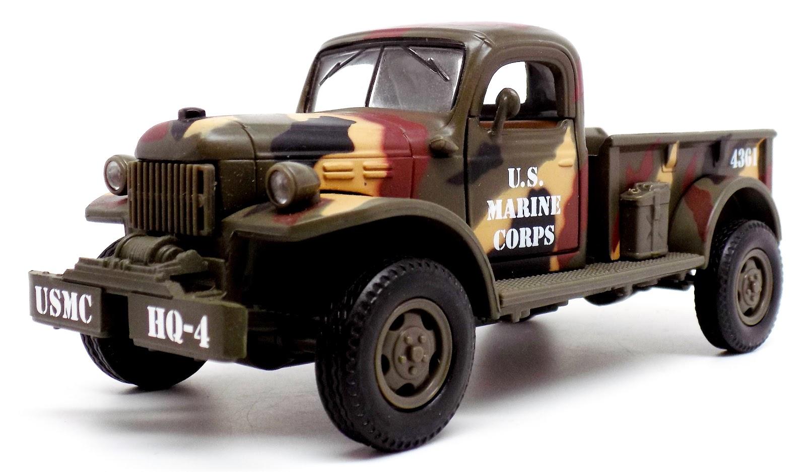 Toys And Stuff Wow Toyz 1 32 Scale Diecast 1946 Dodge Power Wagon 1954 Sunday April 9 2017