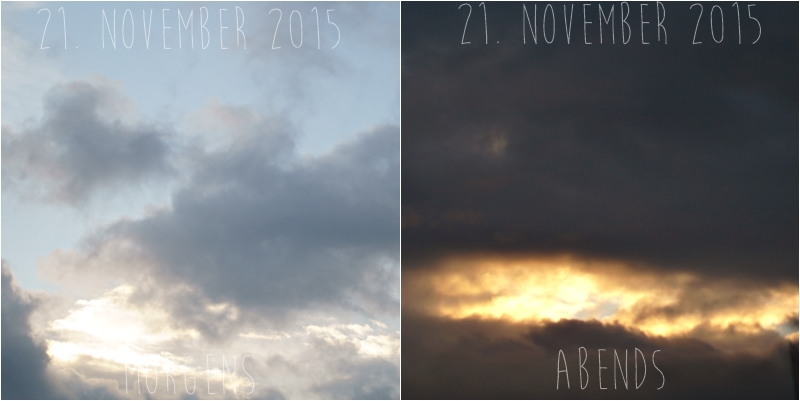 Blog + Fotografie by it's me! - Himmel am 21.11.2015