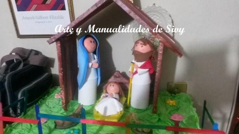 http://arteymanualidadesdesivy.blogspot.com/2014/01/un-belen-hecho-con-elementos-reciclados.html