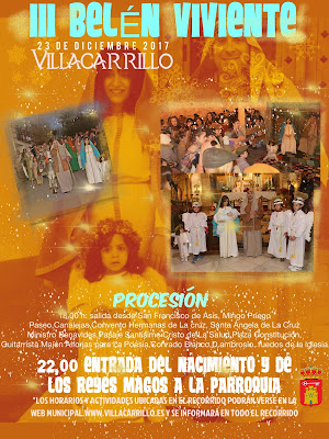 Belén Viviente 2017 - Villacarrillo