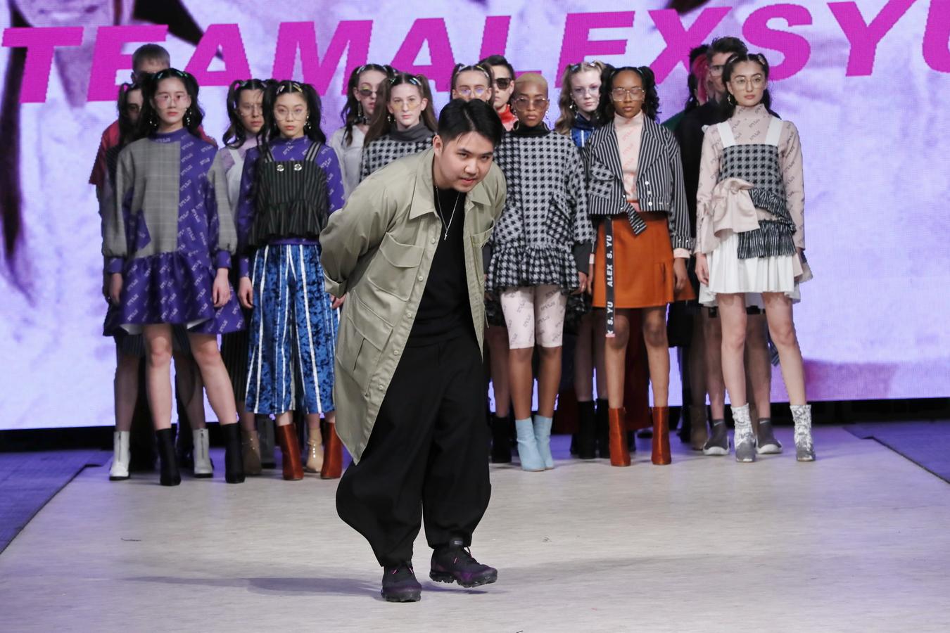 Vancouver Fashion Week Fw19 Interview With Fashion Designer Alex S Yu