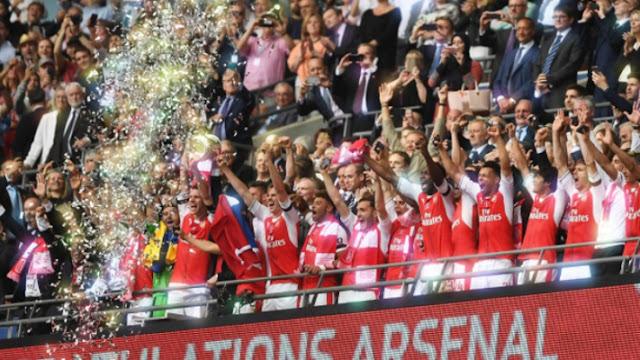 Kemenangan -2-1 Kontra Chelsea, Patenkan Arsenal sebagai Penguasa Piala FA