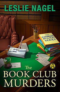 The Book Club Murders: The Oakwood Mystery Series by Leslie Nagel