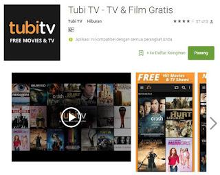 Tubi Tv untuk Android