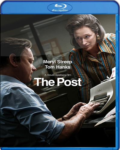 The Post [2017] [BD50] [Latino]