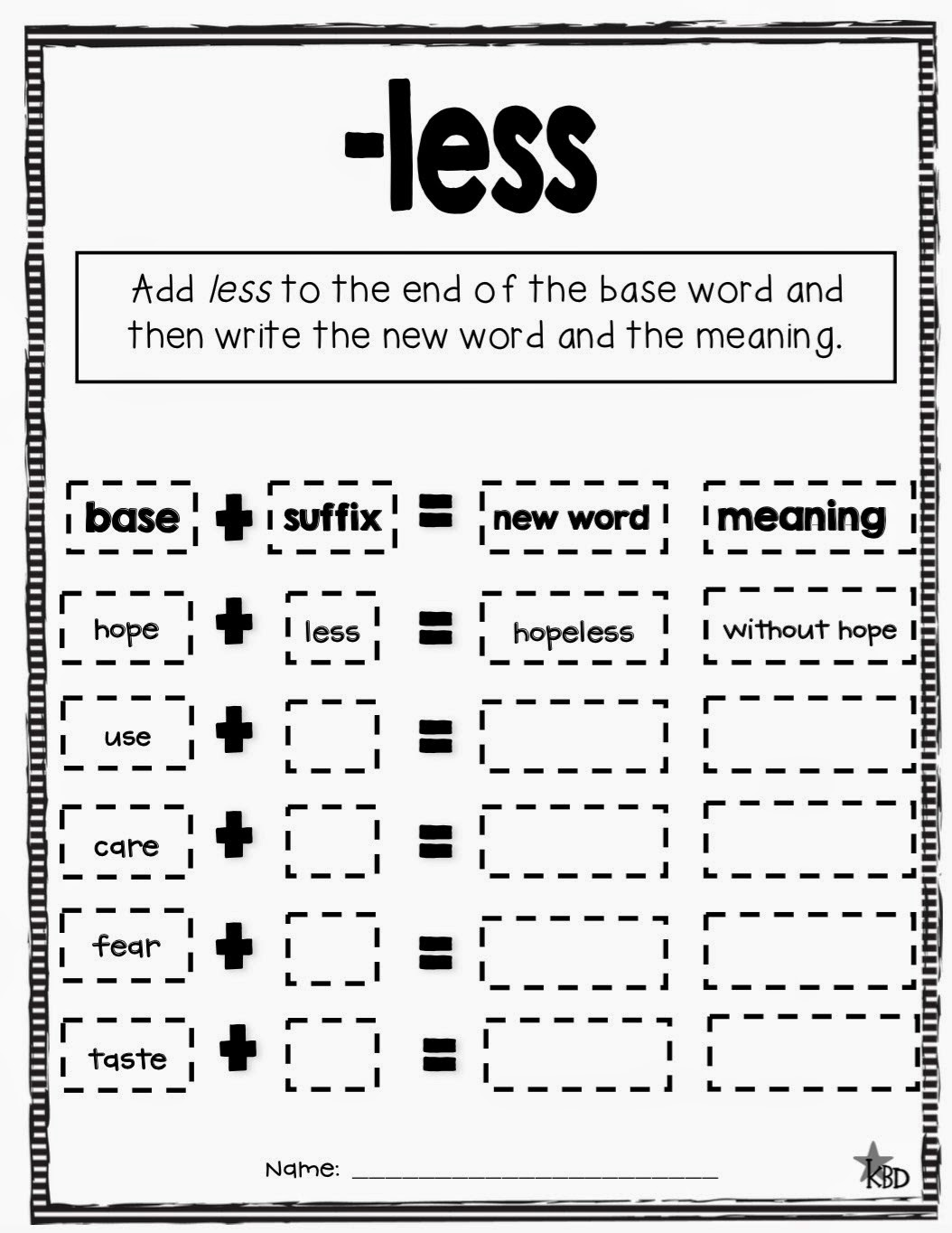 Changing Y To I And Adding Suffix Worksheet   Printable Worksheets and  Activities for Teachers [ 1364 x 1054 Pixel ]