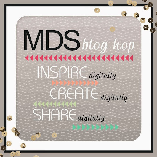 MDS Blog Hop--Something for Baby