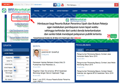 Pendaftaran Online Bpjs Kesehatan 2021 2022 Pendaftaran Online 2021 2022