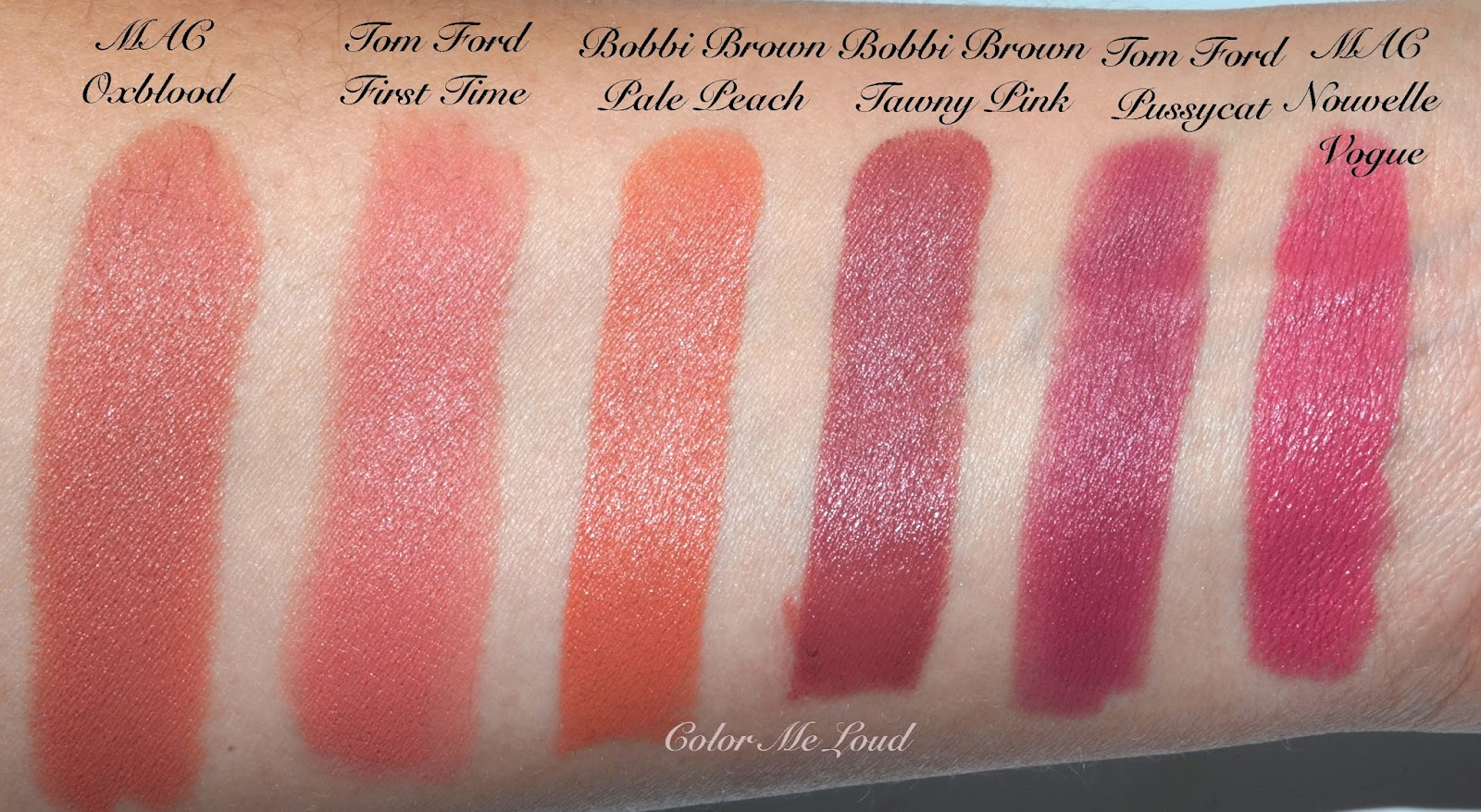 Bobbi Brown Creamy Matte Lip Color 7 Pale Peach Amp 10