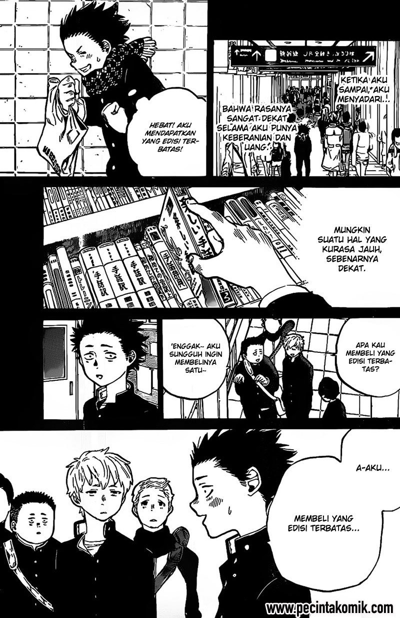 Koe no Katachi Chapter 05-9