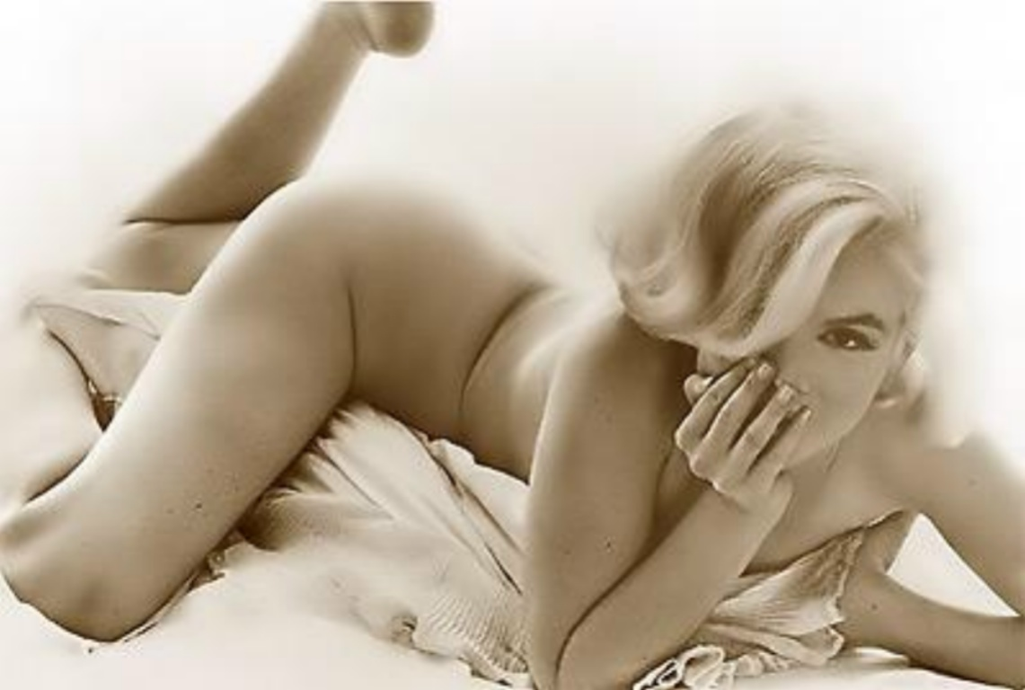 Marilyn Monroe Nude Scene From 'The Misfits' Uncovered