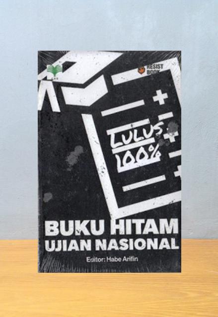 BUKU HITAM UJIAN NASIONAL, Habe Arifin