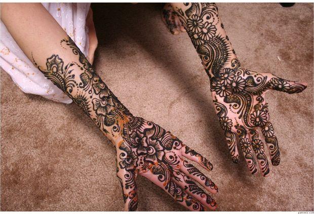 Mehndi For Diwali : Full hand mehandi designes mehndi for hands diwali