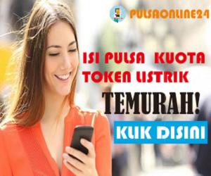 Pulsa & Kuota Murah 24 Jam