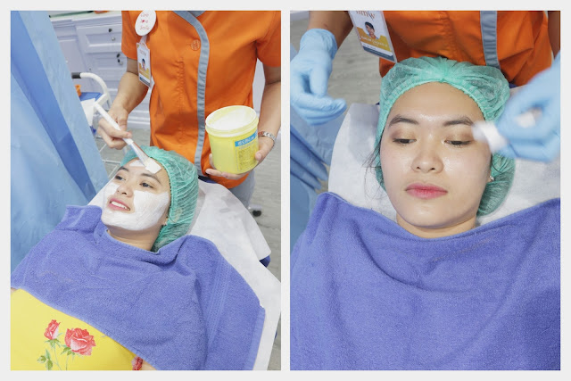 PRP treatment NMW skincare Jogja