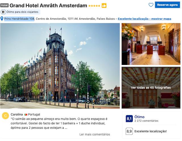 Grand Hotel Amrâth