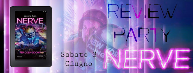 "[REVIEW PARTY]: ""NERVE"" di Jeanne Ryan 