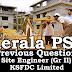 Kerala PSC - Site Engineer, Grade II - KSFDC Limited