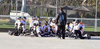 Hockey Los Tigres Aranjuez