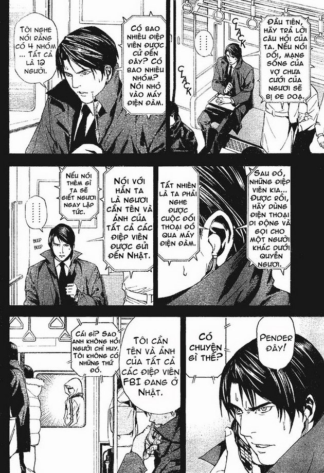 Death Note chapter 009 trang 13