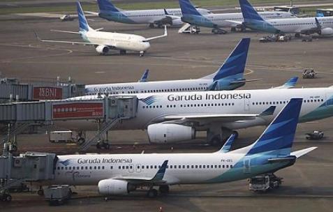 Inilah Daftar Rute Tambahan Garuda Indonesia Selama Mudik 2017