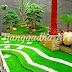 Perbedaan Rumput Alami dan Rumput Sintetis Untuk Taman