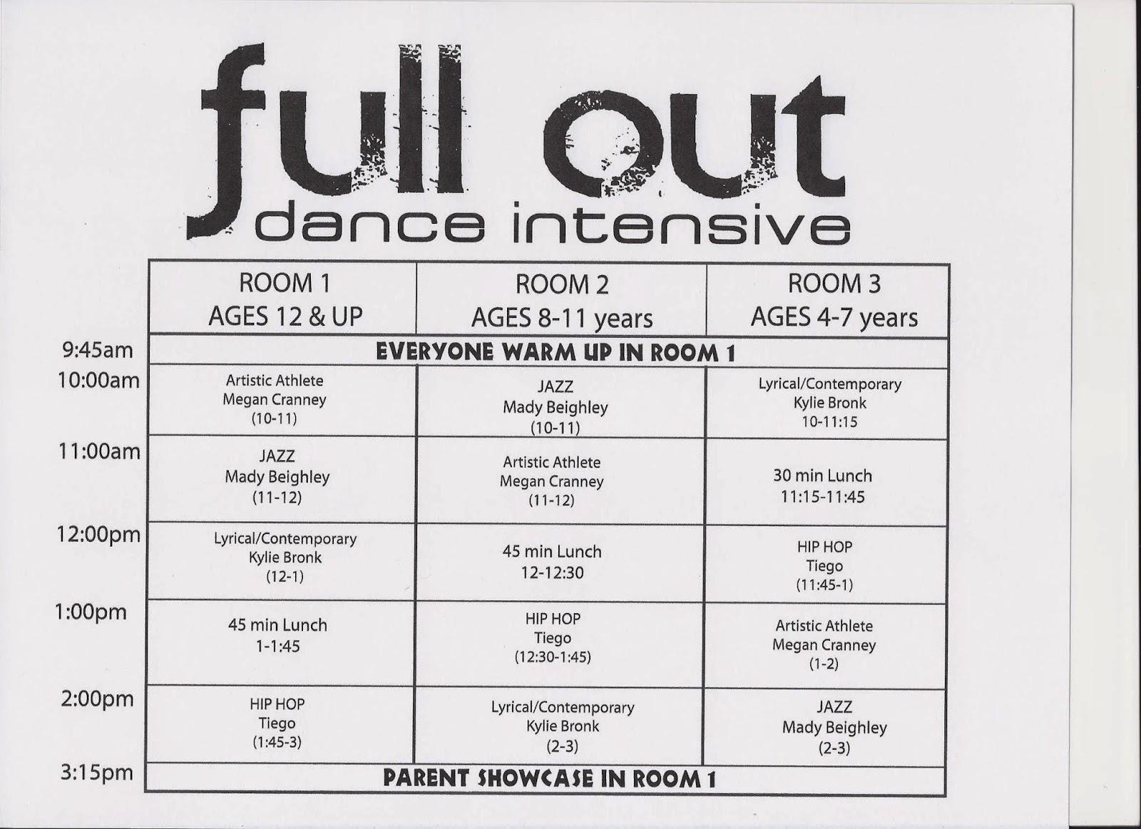 INFINITY DANCE: June 2014