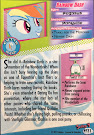 My Little Pony Rainbow Dash Series 4 Trading Card