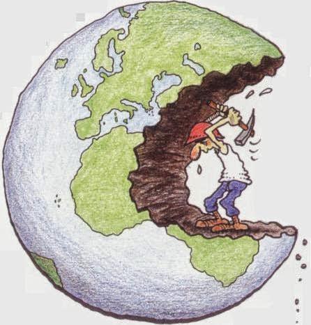 Construyendo Un Mundo Ecológico Mejor Impacto Que Ha Tenido El Ser Humano En Los Recursos Naturales