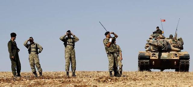 «Βόμβα» Μόσχας: Η Τουρκία στέλνει όπλα στο ISIS