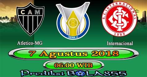 Prediksi Bola855 Atletico-MG vs Internacional 7 Agustus 2018