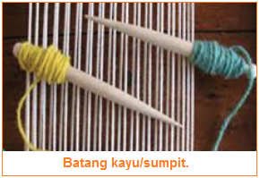 Batang kayu - sumpit